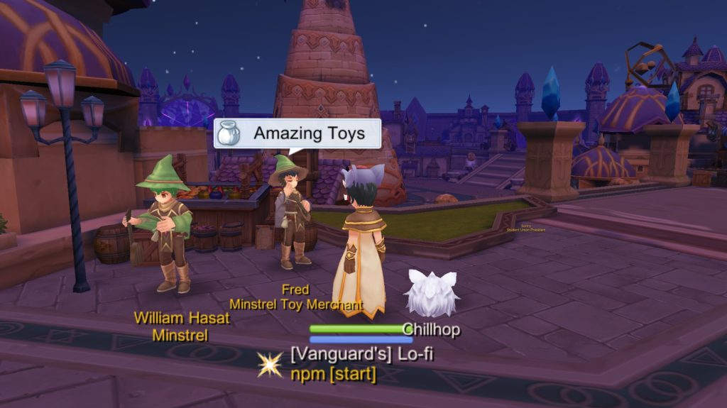 cat mercenary ragnarok mobile eternal love amazing toys npc i like you