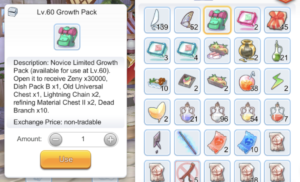 Ragnarok Growth Pack
