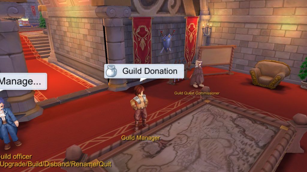 Guide to Guild Donation in Ragnarok M: Eternal Love — Ragnarok