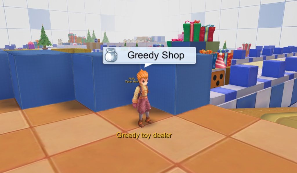 greedy shop npc location toy factory 1f ragnarok mobile