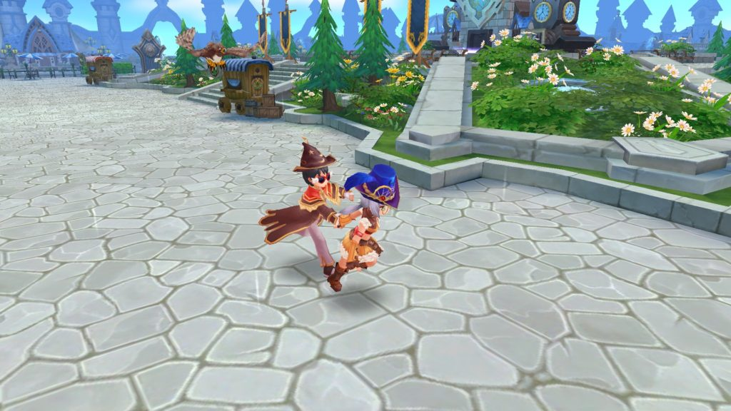 How to be a Mentor or Student in Ragnarok Mobile eternal love