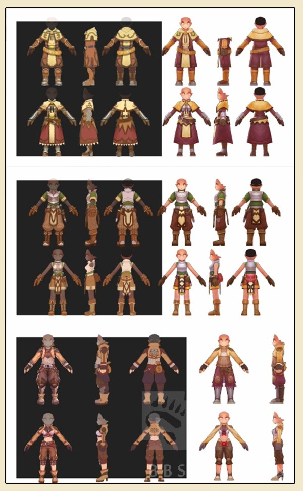 new job costume skins
