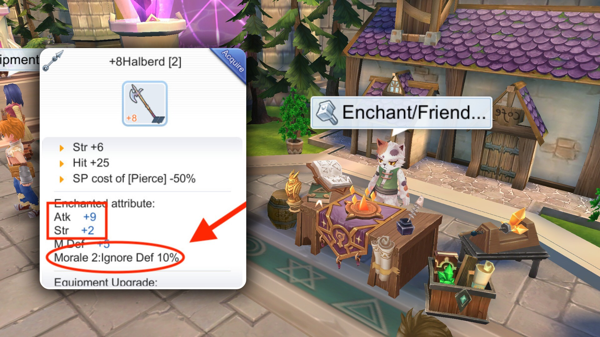 How to Get 4th Enchantment (ex  Morale) in Ragnarok M: Eternal Love