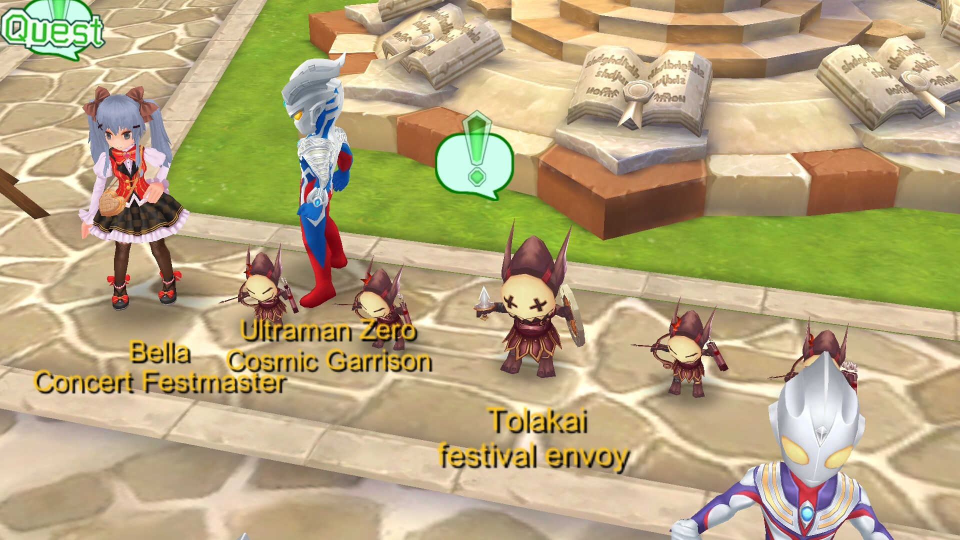 Guide to Goblin Journey Spring event Day 1-5 chain quest Tolakai NPC