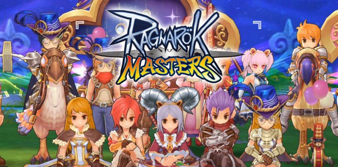 Ragnarok Masters Ragnarok Mobile Eteranl Love Japan server