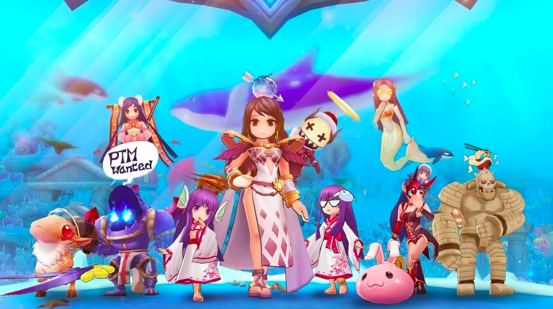 Pet fusion and cosmetics fashion for Ragnarok Mobile Eternal Love Ep 5