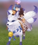 Nine Tail Exclusive Mount for Mage Class Ragnarok Mobile Episode 6